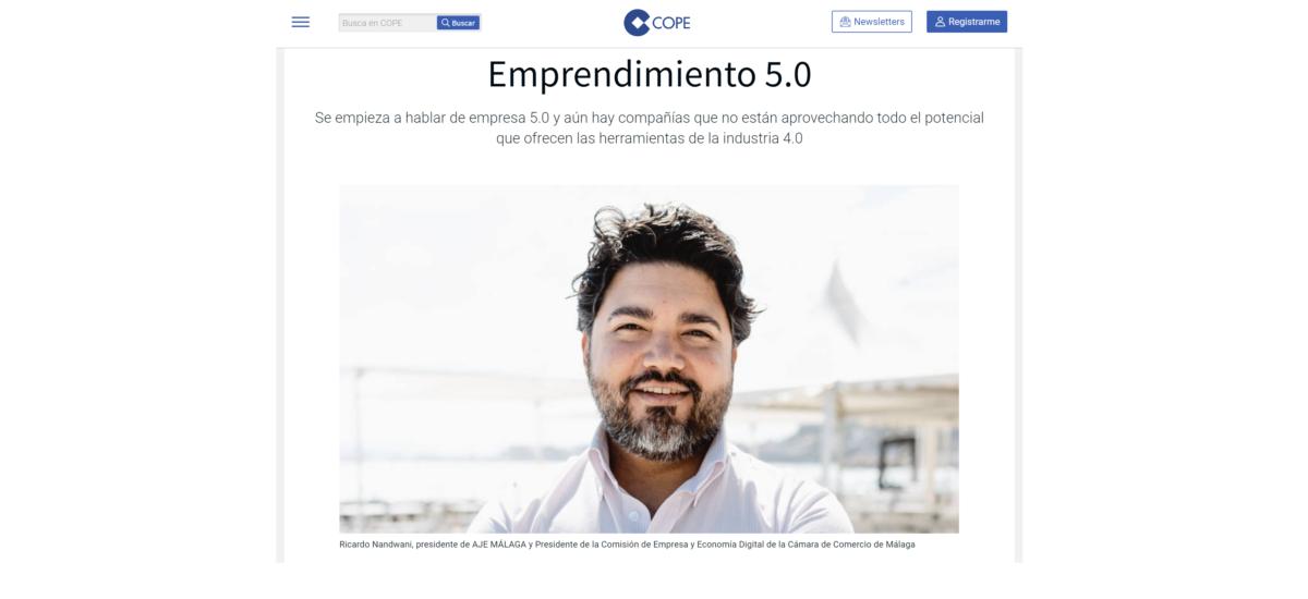 Emprendimiento 5.0